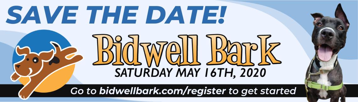 Save the Date- Bidwell Bark