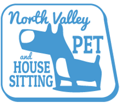 North Valley Pet and House Sitting logo